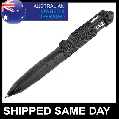 SELF DEFENCE TACTICAL PEN Glass Breaker DNA pens Survival Tool Defense Gear 91