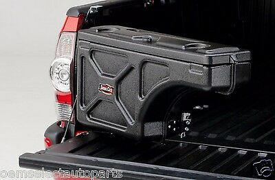 OEM NEW 15-16 Ford F150 Driver Side Black Swing Case Locking Storage Tool Box LH