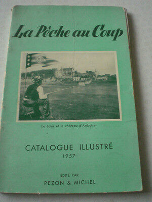 Pezon & Michel Coarse Fishing Advertising Catalogue For 1957, Good Float Pages