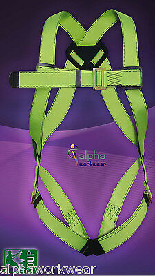 Safety Harness Fall Arrest Full Body Adjustable Harness PSBS