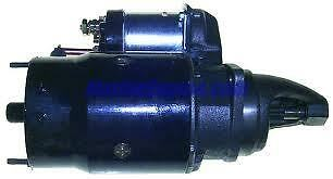Mercruiser Starter Motor New Delco Suits 470-485-490 4 Cylinder  & V8 C/cwise