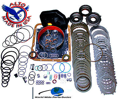 GM 4L60E Transmission Rebuild Kit 1997-2003 Stage 4          With 3-4 Powerpack