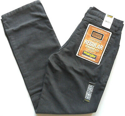 WRANGLER Youth Boys Jeans Regular Fit Texas Cotton Navy Stone Waist 28 30