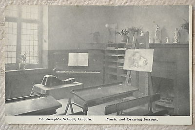 """CPA """" LINCOLN - St Joseph's School - Music and Drawing lessons"""