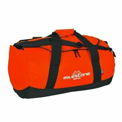 Tri-Laminate Dry Duffel Kit Bag Waterproof Canoe Kayak Fishing Watersports