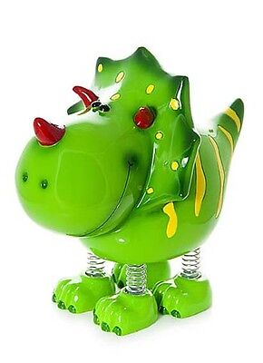 Mousehouse Gifts Dinosaur Piggy Bank Coin Money Box Boys or Girls