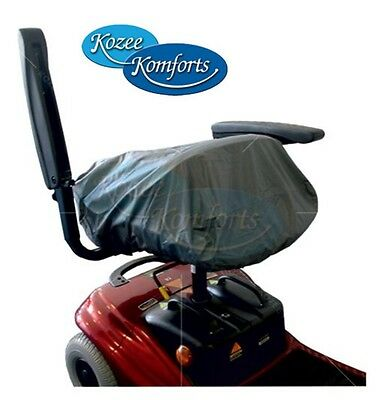 Kozee Komforts - Mobility Scooter Seat Cover Two Sizes Waterproof Rain Aid