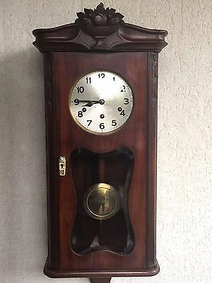 CLEARANCE! Antique WESTMINSTER wall clock!!!