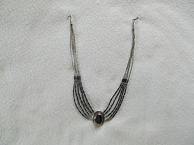 Collier - Halskette Art Deco aus Sterling Silber