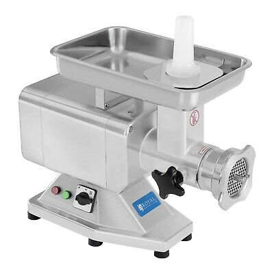 COMMERCIAL MEAT MINCER HEAVY DUTY GRINDER KITCHEN CATERING 1000 W 220 kg/h NEW