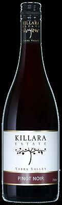 Killara Estate Yarra Valley Pinot Noir (Case of 12)