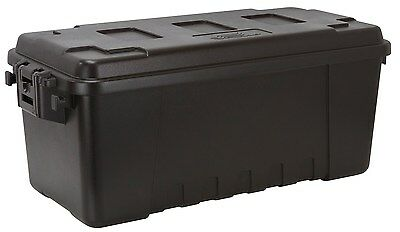 Plano Lockable 68 Quart Medium Sportsman's Trunk Storage w/Removable Lid 171900