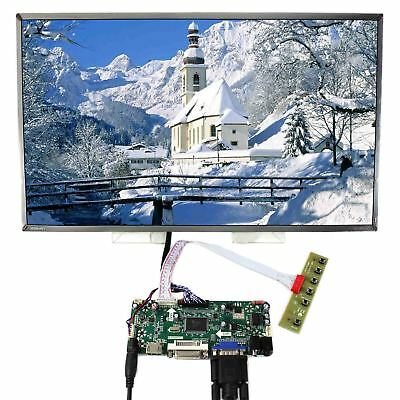 HDMI DVI VGA AUDIO LCD Controller Board 40pin LED 1600x900 17.3inch Lcd Panel