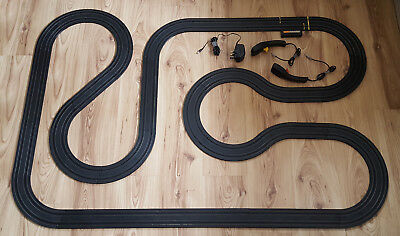 Micro Scalextric / My First Scalextric 1:64 - Job Lot **HUGE TRACK LAYOUT**  #FA