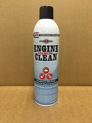 FREE PRIORITY SHIP Professional Cyclo Automotive Engine Foam Degreaser Low Odor
