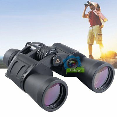 SAKURA 50mm Tube 10-180x100 HD Resolution Night Vision Super Zoom Binoculars【UK】