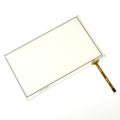 165mm*100mm 4 Wire Resistive For 7 Inch Touch Screen Panel Replacement New