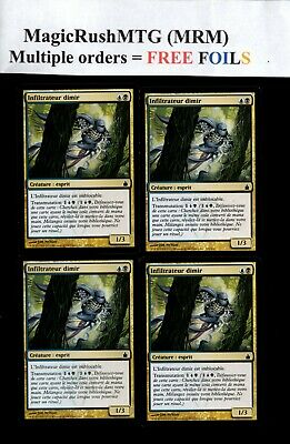 Shadowmage Infiltrator ►Magic-Style◄ MTG Infiltrateur ombremage Odyssey EX
