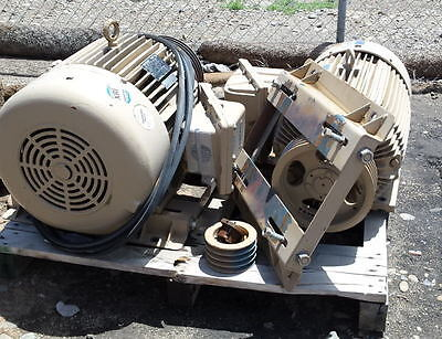 Electric Motor 50HP