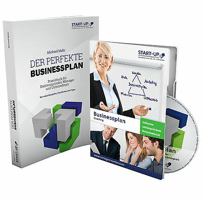 Businessplan Coaching Existenzgründung