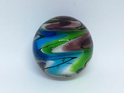 HOM Glass Marbles collectable 22mm Beautiful Handmade marble - Sonata