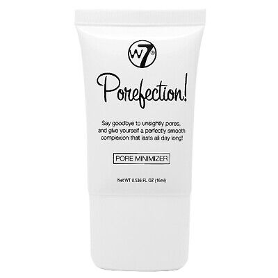 W7 Cosmetics - Porefection Pore Minimizer Fine Lines Primer Smooths Haut Make Up