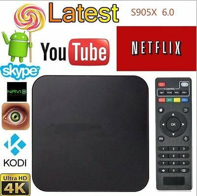 MXQ Quad Core Smart Android TV BOX 8GB WIFI 1080P XBMC KODI Mini PC