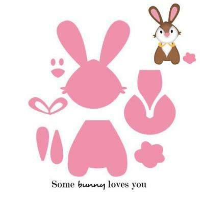 Marianne Design Collectables Cutting Dies - Bunny COL1354