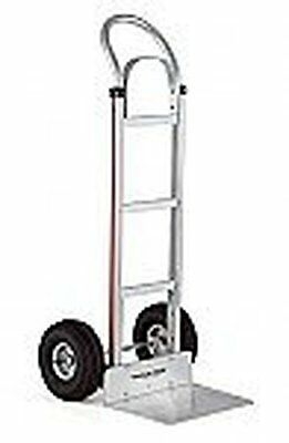 Magliner Aluminum Modular Hand Truck with Solid Noseplate