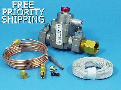 Fmea Safety Valve Kit -Replaces Bakers Pride M1104A  Models: Y600, Ds805, Others