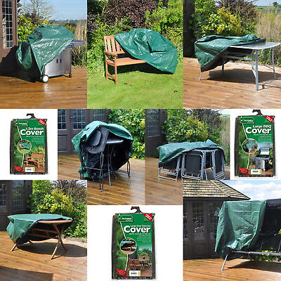 OUTDOOR FURNITUR COVERS - CHOICES - BBQ BENCH TABLE HAMMOCK etc Kingfisher