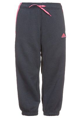 Adidas girls tracksuit bottom. Jogging bottom. Fleece sweat pant. Various sizes!