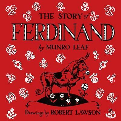 The Story of Ferdinand by Munro Leaf Paperback New 9780448456942