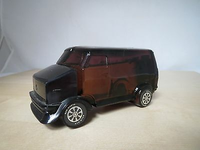 Collectible Avon Vantastic Car Figure Bottle WILD COUNTRY AFTER SHAVE