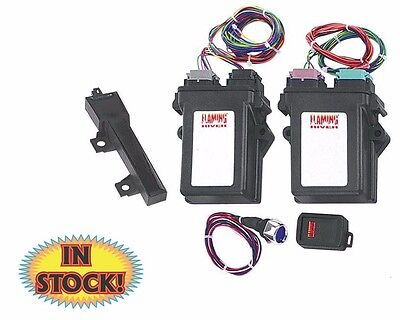 Flaming River Dash Mounted Keyless Ignition System - FR60001