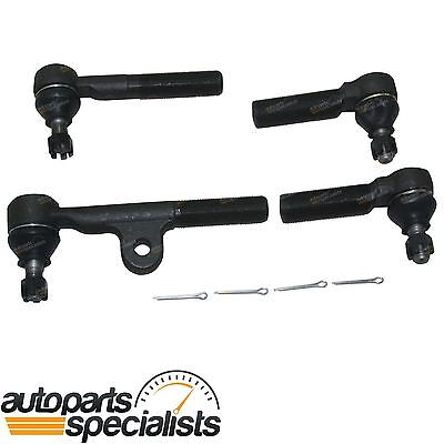 4pce Steering Tie Rod Relay End Kit for Landcruiser HZJ105 FZJ105 100 105 Series