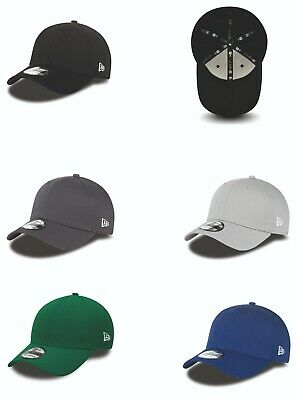 New Era 39Thirty Flexfitcap - Flag Collection - BLANK - versch. Farben - flexib.