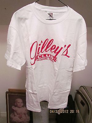 ORIGINAL GILLEY'S T-SHIRT - SIZE ADULT SMALL - Mickey Gilley