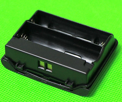 FBA 23 2X AA Battery Case For Yaesu Two Way Radio VX-7R/ VX-5E/ VX-6E/ VX-7E