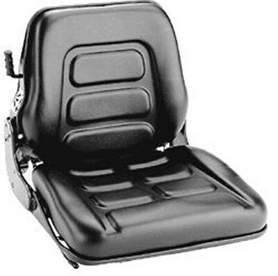 New Forklift Suspension Seat With Switch Caterpillar Hyster Yale Toyota Clark