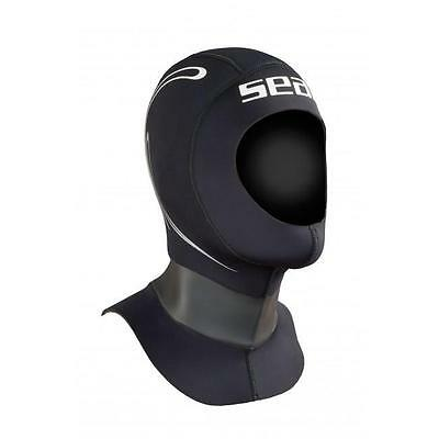 SEAC Tekno  Scuba Diving Neoprene Wetsuit Hood .5mm XS-S