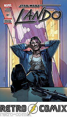 Marvel Lando #1 First Print New/unread Bagged & Boarded