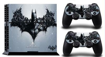 Batman133 SONY PS4 DECAL SKIN PROTECTIVE STICKER for SONY PS4 CONSOLE CONTROLLER