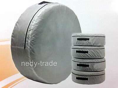 1 x Carry Tyre Bag Spare Wheel Storage Protection Cover Space Saver Car Van Bus