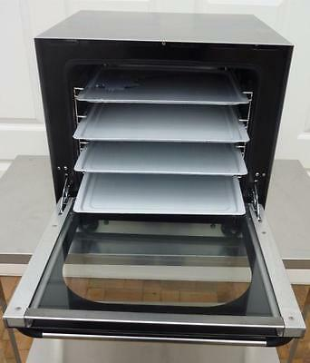 Infernus Commercial  Electric Convection Oven + Steam Function 4 Trays 300C 13A