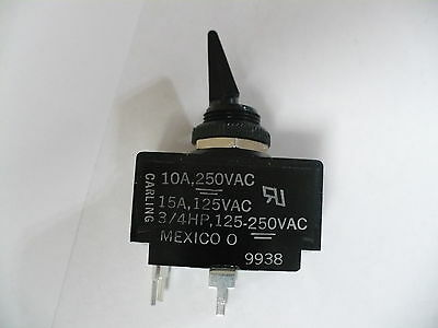 Mailcrafters 984489 Station Switch Carling Toggle Switch