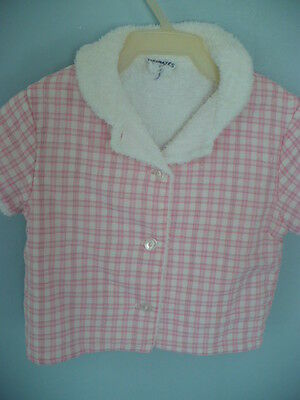 Vintage Child's Terry Coverup