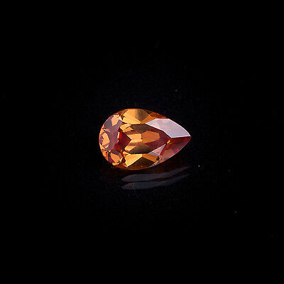 Padparadscha Safir 9x7+12x10mm Oval 15x10mm Tropfen Top / Synthese / Imitationen