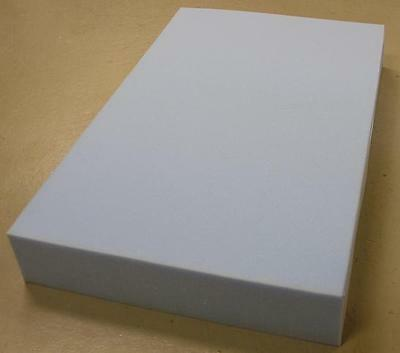 HIGH DENSITY EXTRA FIRM UPHOLSTERY FOAM 2850 4x24x 24