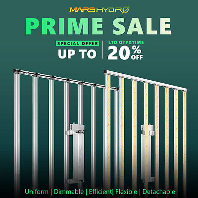Reflector 240W LED Grow Light Hydroponic Full Spectrum Veg Bloom Indoor Plant